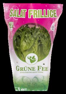 Grüne Fee salat frillice