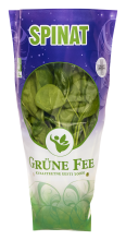 Grüne Fee spinat